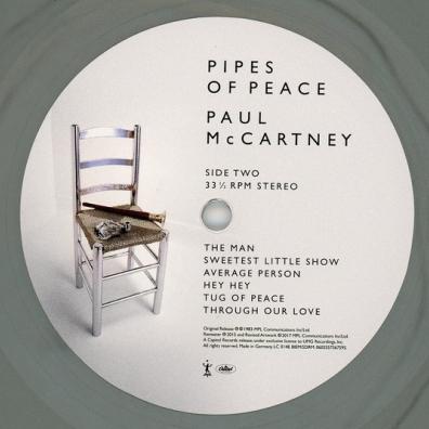 Paul McCartney (Пол Маккартни): Pipes Of Peace