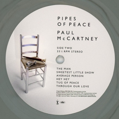Paul McCartney (Пол Маккартни): Pipes Of Peace