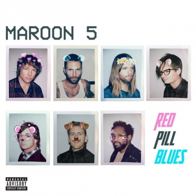 Maroon 5 (Марун Файв): Red Pill Blues