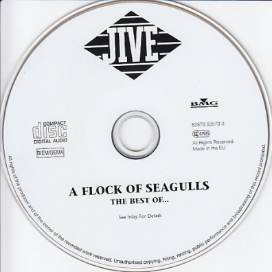 A Flock Of Seagulls (А Флок Оф Сеагуллс): The Best Of