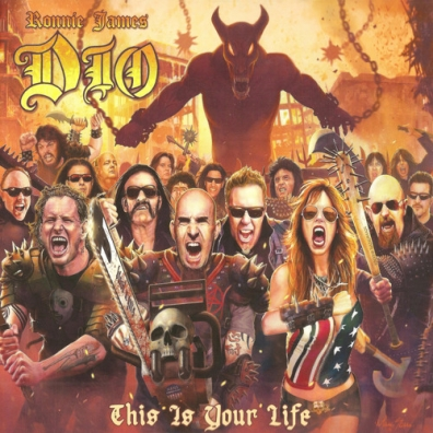 Ronnie James Dio (Ронни Джеймс Дио): This Is Your Life
