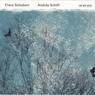 Andras Schiff (Андраш Шифф): Schubert: Sonatas, Impromptus & Moments Musicaux