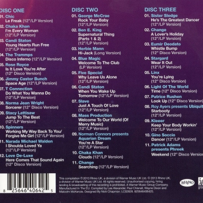 12 Inch Disco – The Collection