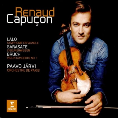 Renaud Capucon (Рено Капюсон): Violin Concertos