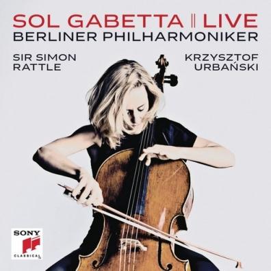 Sol Gabetta (Соль Габетта): Cello Concerto Op.85/Cello Concerto No 1, H.196