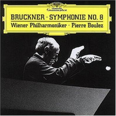 Pierre Boulez (Пьер Булез): Bruckner: Symphony No.8