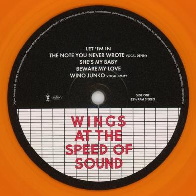 Paul McCartney (Пол Маккартни): At The Speed Of Sound
