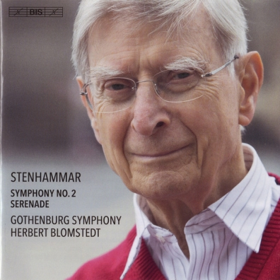 Wilhelm Stenhammar: Stenhammar: Symphony No.2 In G Minor, Op.34. Serenade In F Major, Op.31
