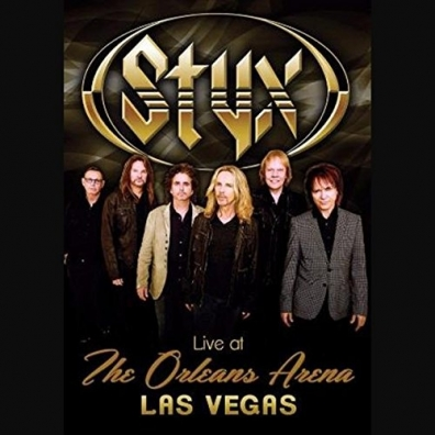 Styx (Стикс): Live At The Orleans Arena Las Vegas