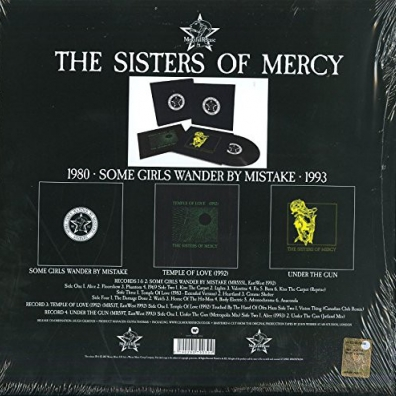 The Sisters Of Mercy (Зе Систер Оф Мерси): Some Girls Wander By Mistake