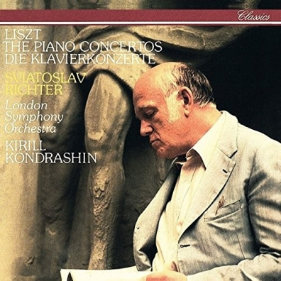 Sviatoslav Richter (Святослав Рихтер): Liszt: Piano Concertos Nos.1 & 2
