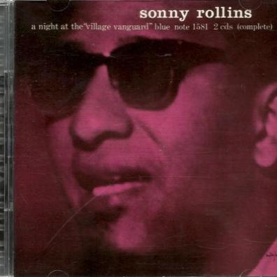 Sonny Rollins (Сонни Роллинз): A Night At The Village Vanguard