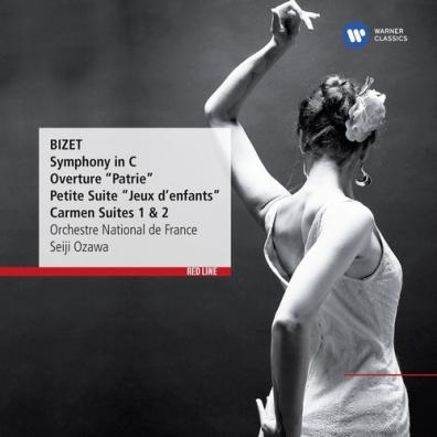 Seiji Ozawa (Сэйдзи Одзава): Symphony In C, Carmen-Suite