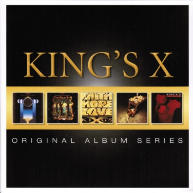 King's X (Кингс Икс): Original Album Series