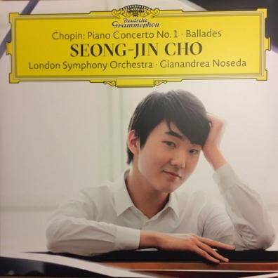 Seong-Jin Cho (СенгЧжинЧо): Chopin: Piano Concerto No. 1; Ballades