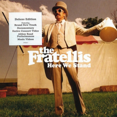 The Fratellis (Зе Фрателлис): Here We Stand