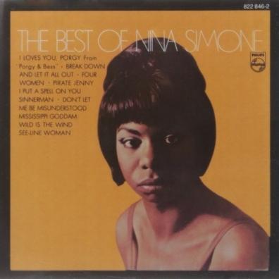 Nina Simone (Нина Симон): The Best Of Nina Simone