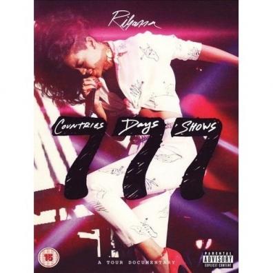 Rihanna (Рианна): 777 TOUR…7countries7days7shows