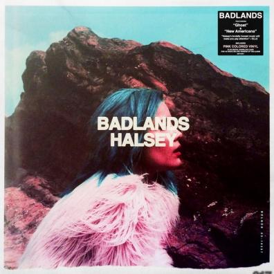 Halsey (Халси): Badlands