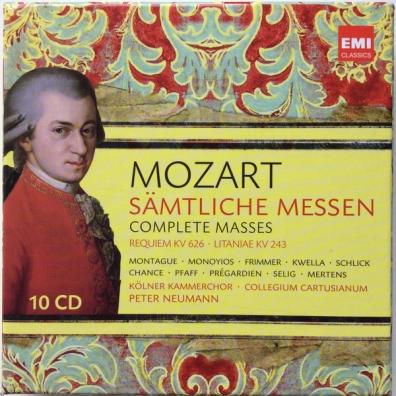 Wolfgang Amadeus Mozart: Complete Masses
