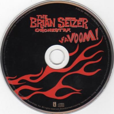 The Brian Setzer Orchestra (Зе Брайан Сетцер): Vavoom