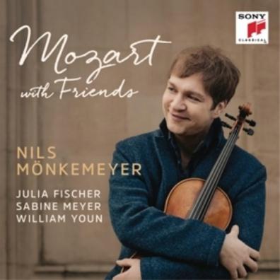 Nils Monkemeyer (Нильс Монкемейер): Mozart With Friends