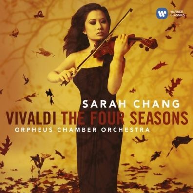 Sarah Chang (Сара Чанг): Vivaldi The Four Seasons