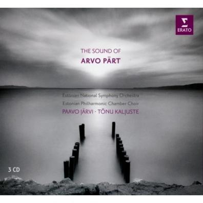 Paavo Jarvi (Пааво Ярви): The Sound Of Arvo Part