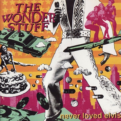 The Wonder Stuff (Зе Вондер Стафф): Never Loved Elvis