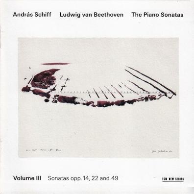 Beethoven/The Piano Sonatas Volume 3 Sonatas Opp. 49, 14 And 22