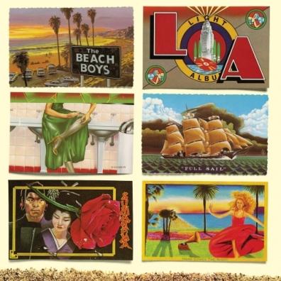 The Beach Boys (Зе Бич Бойз): L. A. (Light Album)