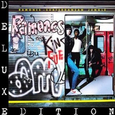 Ramones (Рамоунз): Subterranean Jungle