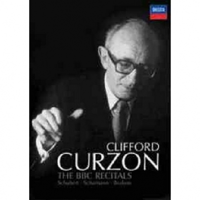 Sir Clifford Curzon (Клиффорд Курзон): BBC Recitals 1959 & 1968