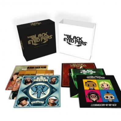 The Black Eyed Peas (Зе Блэк Ай Пис): The Complete Vinyl Collection