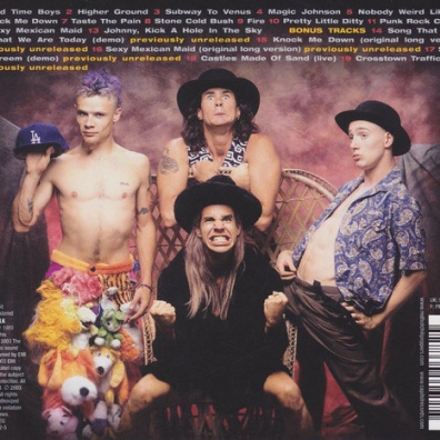 Red Hot Chili Peppers (Ред Хот Чили Пеперс): Mother's Milk
