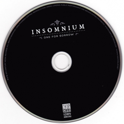 Insomnium (Инсомниум): One For Sorrow