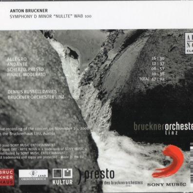 Dennis Russell Davies (Деннис Рассел Дэвис): Sinfonie Nr. 0