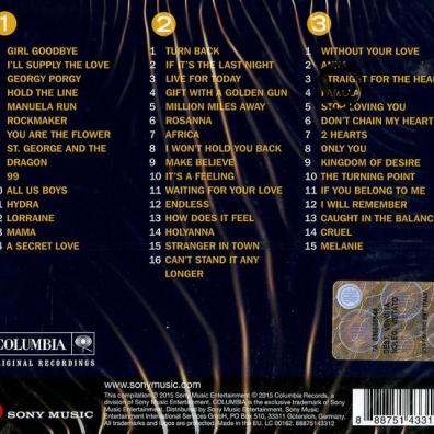 Toto: The Ultimate Collection - Hold The Line