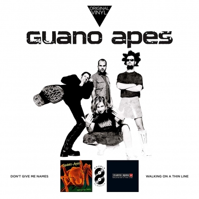 Guano Apes: Original Vinyl Classics: Don'T Give Me Names + Walking On A Thin Line