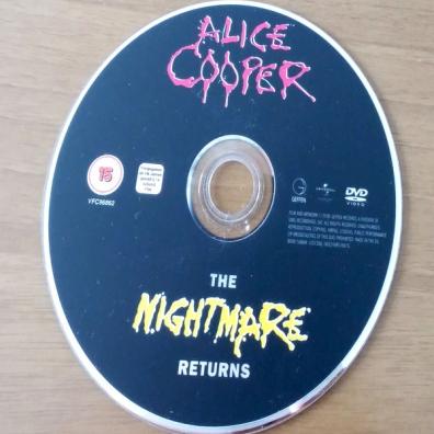 Alice Cooper (Элис Купер): The Nightmare Returns