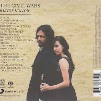 The Civil Wars (Зе Сивил Варс): Barton Hollow