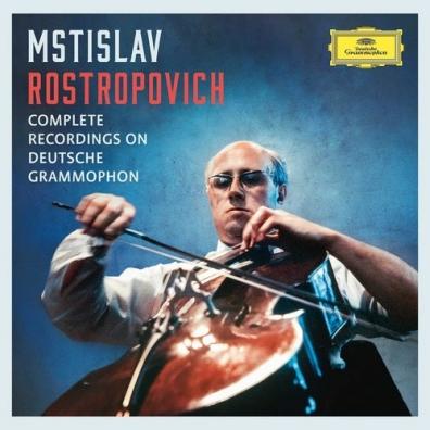 Mstislav Rostropovich (Мстислав Ростропович): Complete Recordings On DG