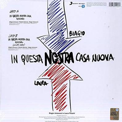 Biagio Antonacci (Бьяджо Антоначчи): In Questa Nostra Casa Nuova