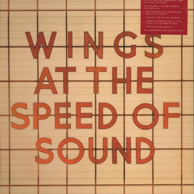 Wings: At The Speed Of Sound