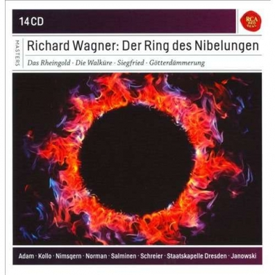 Marek Janowski (Марек Яновский): Der Ring Des Nibelungen
