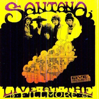 Santana (Карлос Сантана): Live At The Fillmore - 1968