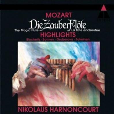 Nikolaus Harnoncourt (Николаус Арнонкур): Die Zauberflote (Highlights)