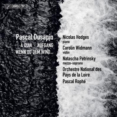 Pascal Dusapin: Pascal Dusapin – Concertante Works