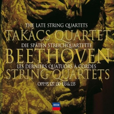 Takacs Quartet (Квартет Такача): Beethoven: The Late String Quartets
