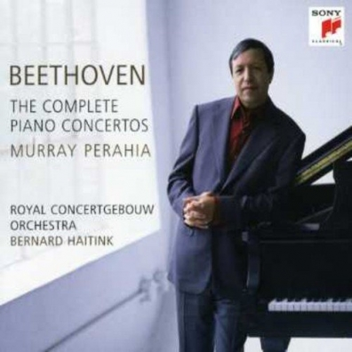 Murray Perahia (Мюррей Перайя): Complete Piano Concertos